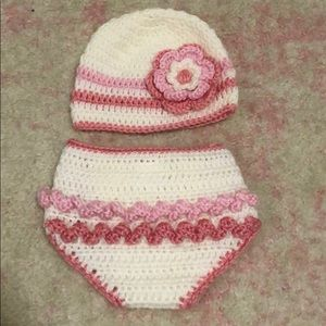 Other - Yarn Newborn Outfit